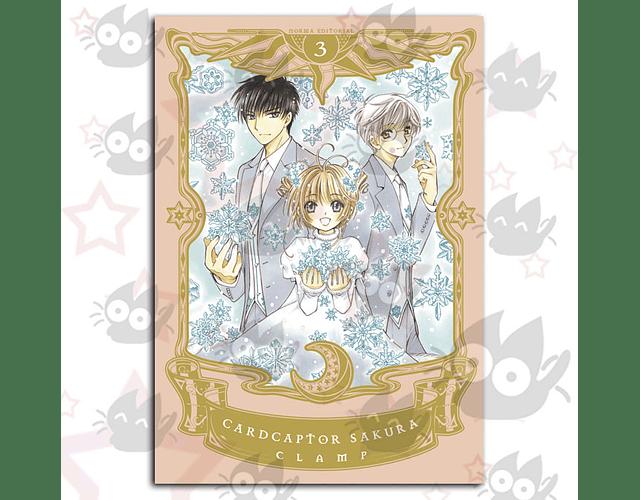 Card Captor Sakura Vol. 3 - Norma