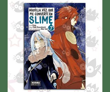 Aquella Vez Que Me Convertí en Slime Vol. 7