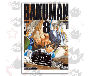 Bakuman Vol. 8 - Norma