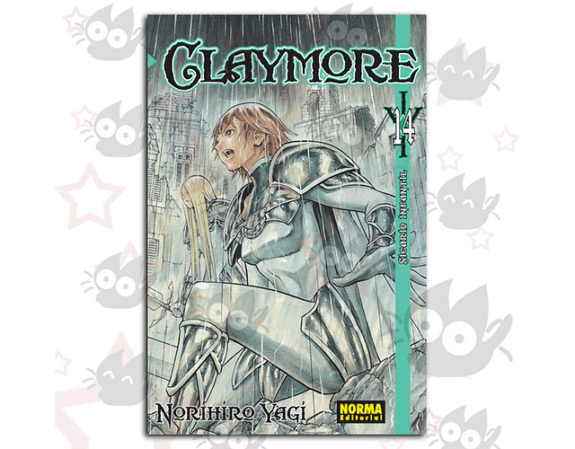 Claymore Vol. 14