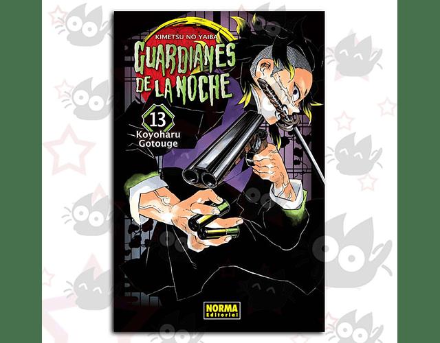 Guardianes De La Noche Vol. 13