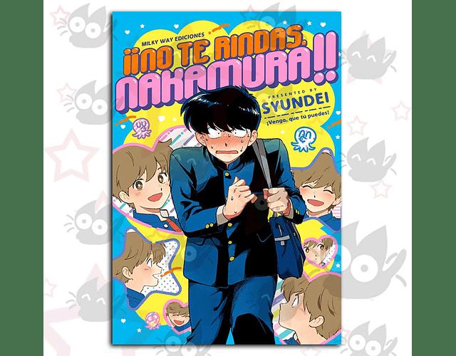 ¡¡No te rindas, Nakamura!! - O
