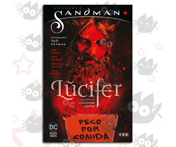 Universo Sandman - Lucifer Vol. 1: La Comedia Infernal