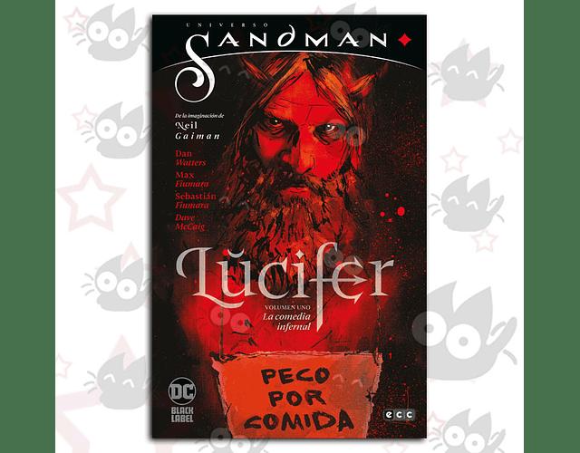 Universo Sandman - Lucifer Vol. 1: La Comedia Infernal