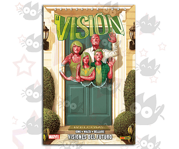 100% Marvel. La Visión Vol. 1 - Visiones Del Futuro