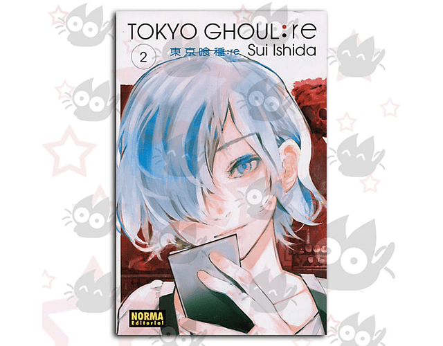Tokyo Ghoul: Re. Vol. 2 - Norma