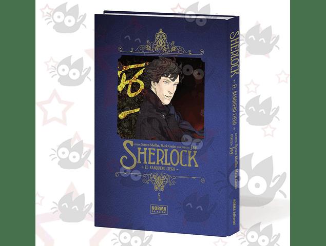Sherlock Vol. 2 : El Banquero Ciego - Edicion de Lujo