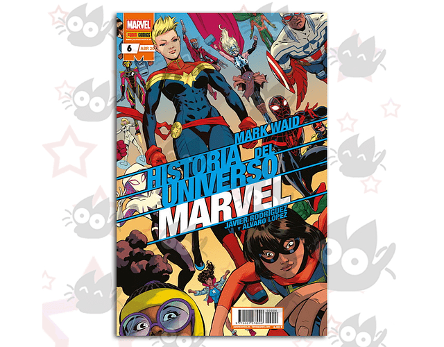 Historia Del Universo Marvel