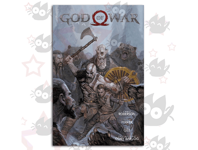 God Of War Vol. 1
