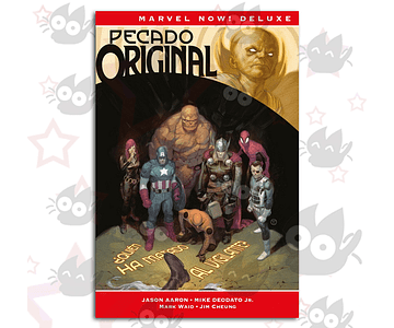 Marvel Now! Deluxe. Pecado Original - ¿Quién ha matado al Vigilante?