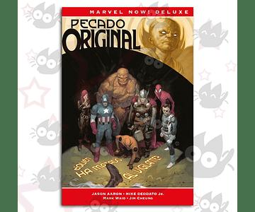 Marvel Now! Deluxe. Pecado Original - ¿Quién ha matado al Vigilante?