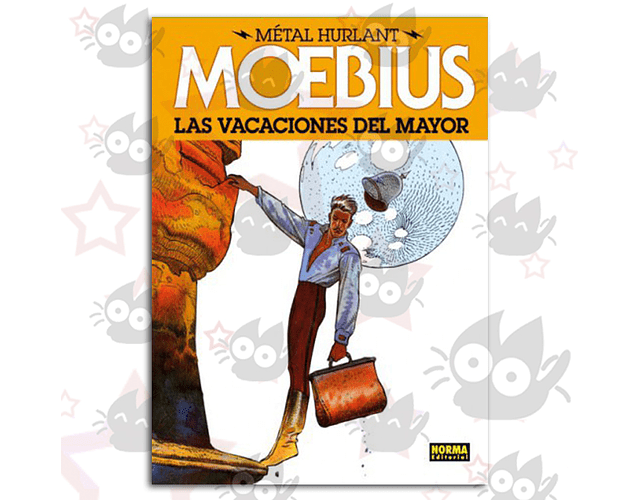 Metal Hurland Vol. 5 - Las Vacaciones Del Mayor