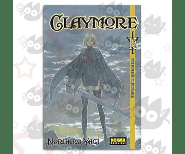 Claymore Vol. 15