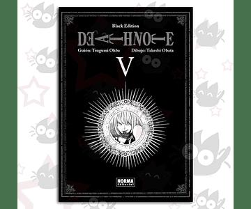 Death Note Vol. 5 Black Edition