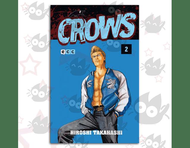 Crows Vol. 2