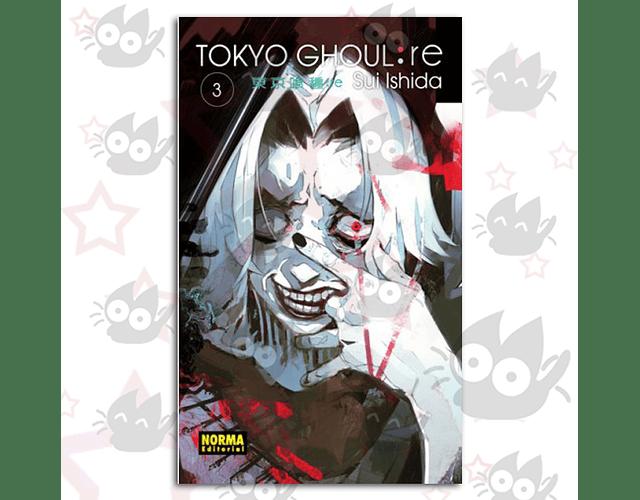 Tokyo Ghoul: Re. Vol. 3 - Norma