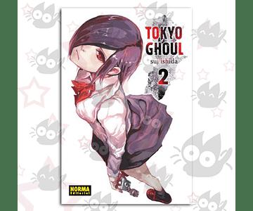 Tokyo Ghoul Vol. 2 - Norma