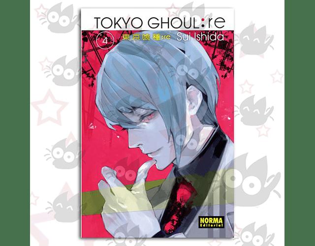 Tokyo Ghoul: Re. Vol. 4 - Norma