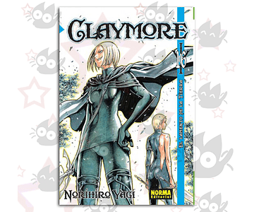 Claymore Vol. 16