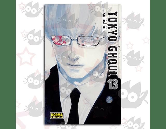 Tokyo Ghoul Vol. 13 - Norma