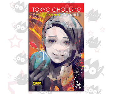 Tokyo Ghoul: Re. Vol. 6 - Norma