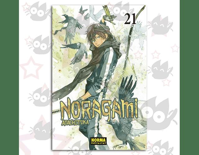 Noragami Vol. 21 - Norma