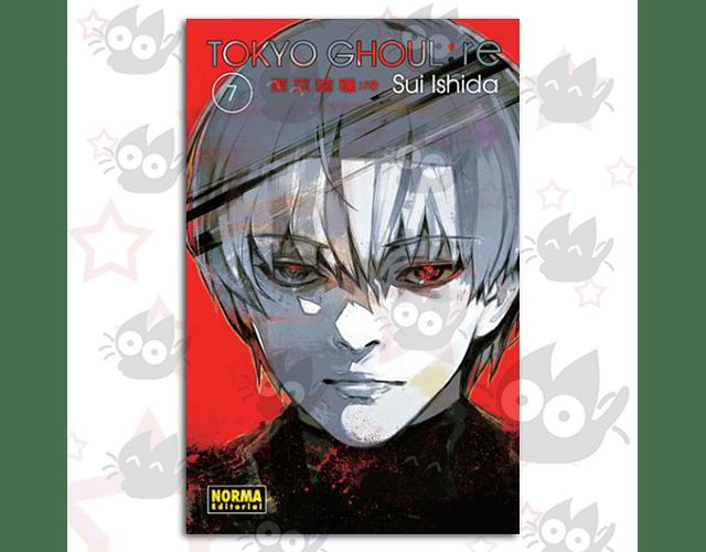 Tokyo Ghoul: Re. Vol. 7 - Norma