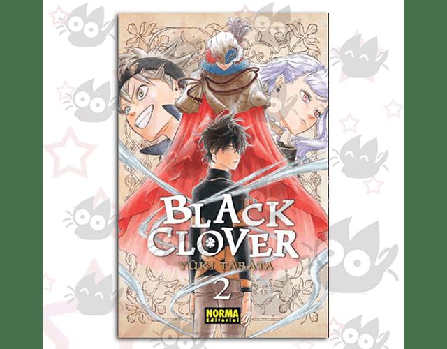 Black Clover Vol. 2 - Norma