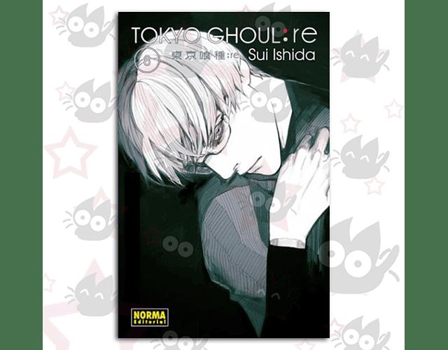 Tokyo Ghoul: Re. Vol. 8 - Norma