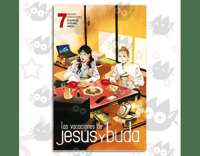 Las Vacaciones de Jesús y Buda Vol. 7