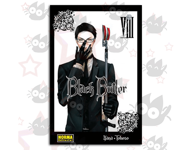 Black Butler Vol. 8 - Norma