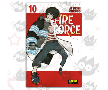 Fire Force Vol. 10 - Norma