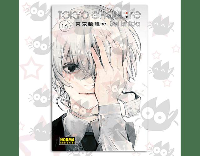 Tokyo Ghoul: Re. Vol. 16 - Norma
