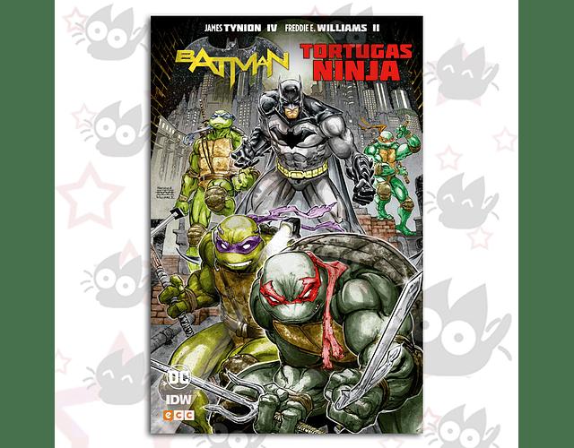 Batman / Tortugas Ninja Vol. 1