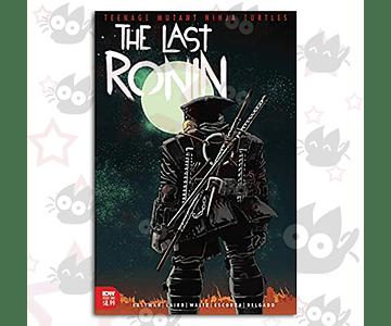 Teenage Mutant Ninja Turtles - The Last Ronin #1
