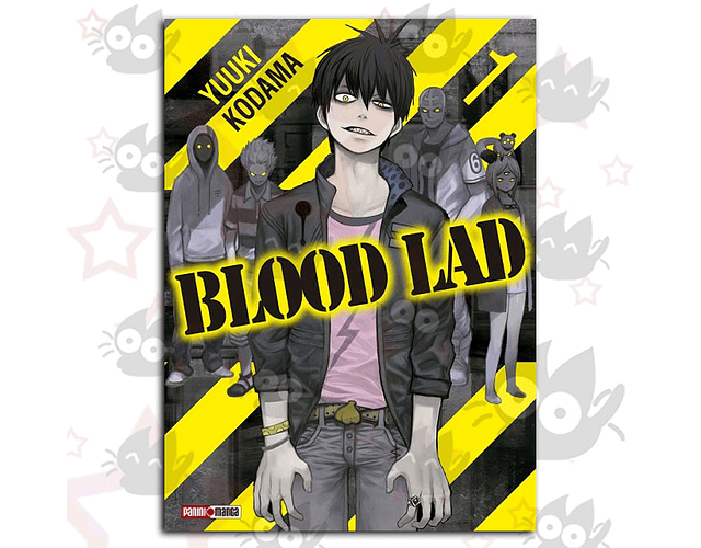 Blood Lad Vol. 1