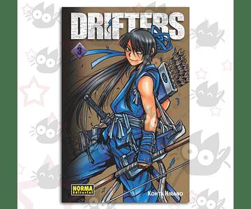 Drifters Vol. 3