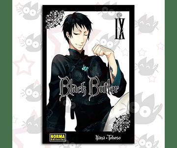 Black Butler Vol. 9 - Norma