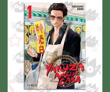 Yakuza Amo De Casa Vol. 1