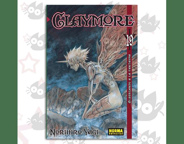 Claymore Vol. 19