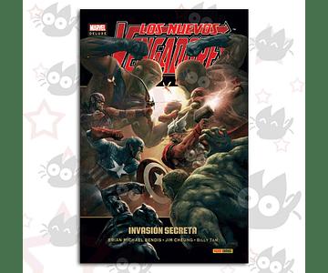 Los Nuevos Vengadores Vol. 9 - Invasión Secreta