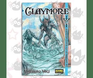 Claymore Vol. 20