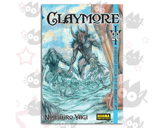 Claymore Vol. 20