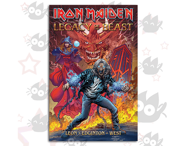 Iron Maiden:  Legacy Of The Beast Vol. 1