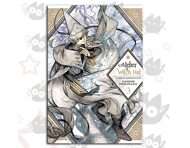 Atelier of Witch Hat Vol. 3
