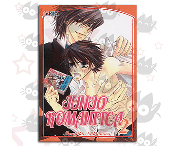 Junjou Romantica Vol. 2