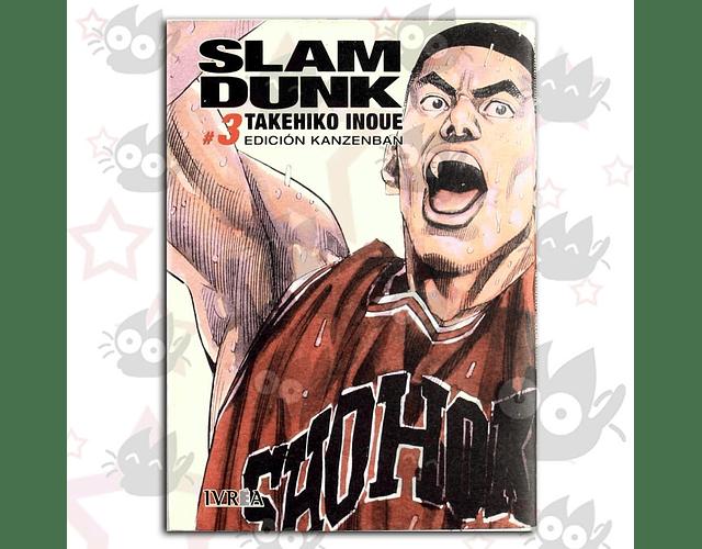 Slam Dunk Vol. 3