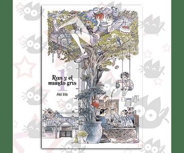 Ran y el Mundo Gris Vol. 1