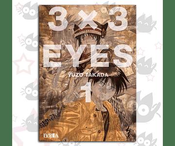 3x3 Eyes Vol. 1