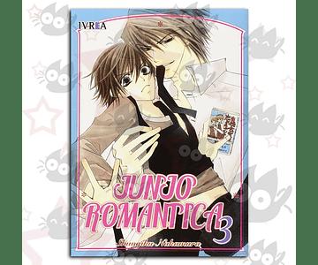 Junjou Romantica Vol. 3